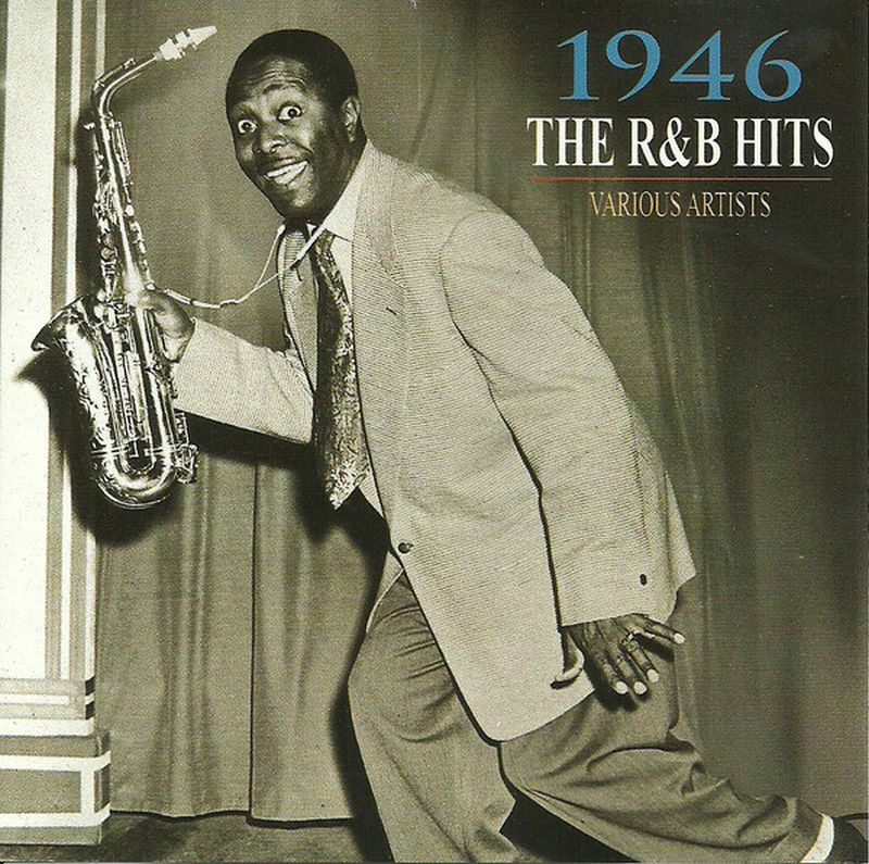 The R&B Hits 1946-Indigo-CD Album