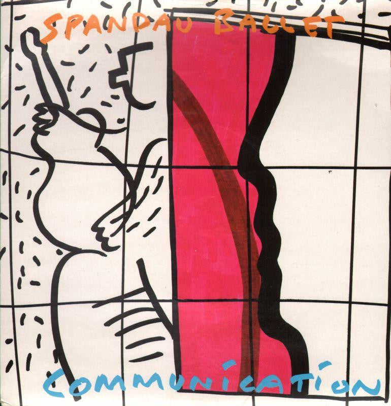 "Spandau Ballet-Communication-7"" Vinyl P/S"
