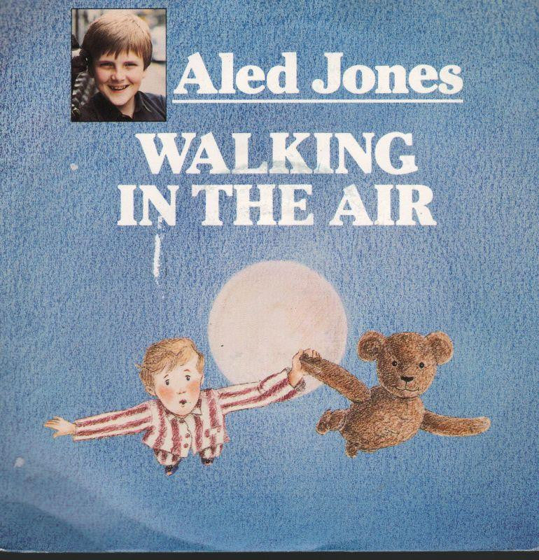 "Aled Jones-Walking In The Air-7"" Vinyl P/S"