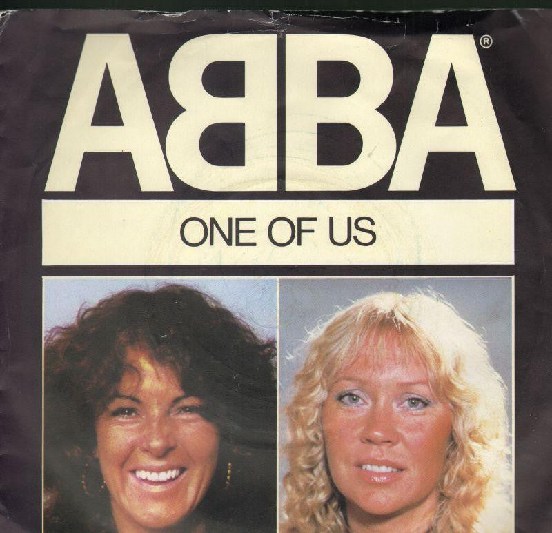 "Abba-One Of Us-7"" Vinyl P/S"