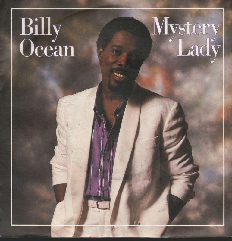 "Billy Ocean-Mystery Lady-7"" Vinyl P/S"