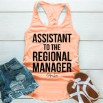 Assistant To The Regional Manager