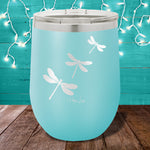 Dragonfly 12oz Stemless Wine Cup
