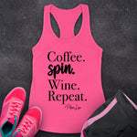 Coffee Spin Wine Repeat
