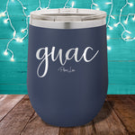 Guac 12oz Stemless Wine Cup