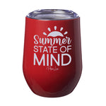 Warning The Girls Are Drinking Again Laser Etched Tumbler