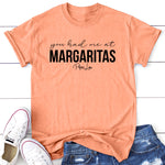 You Had Me At Margaritas