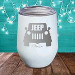 Jeep Laser Etched Tumbler