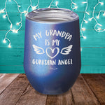 11523 | My Grandpa Is My Guardian Angel Laser Etched Tumbler