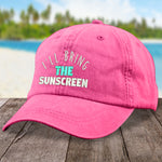 I'll Bring The Sunscreen Hat
