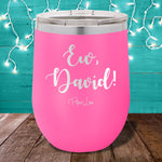 Ew David 12oz Stemless Wine Cup
