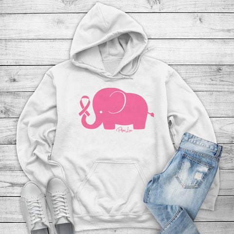 Breast Cancer | Elephant Ribbon Winter Apparel