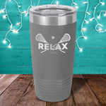 ReLax Laser Etched Tumbler