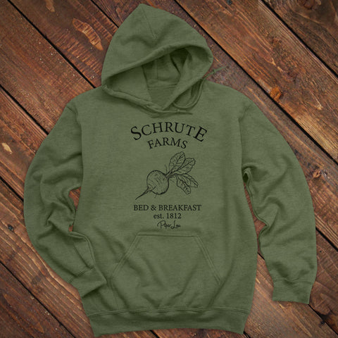 Schrute Farms Men's Apparel