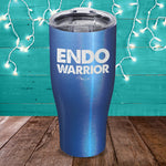 Endo Warrior Laser Etched Tumbler