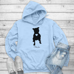 Pitbull Heart Winter Apparel