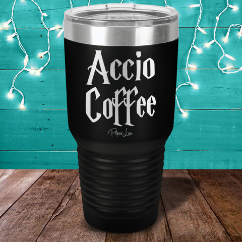 Accio Coffee Laser Etched Tumbler