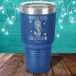 Mermaid Kisses Down Syndrome Laser Etched Tumbler