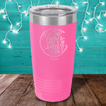 This Nana Is Loved To The Moon And Back Laser Etched Tumbler