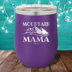 Mountain Mama | 12oz Stemless Wine Cup
