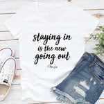 Staying In Is The New Going Out