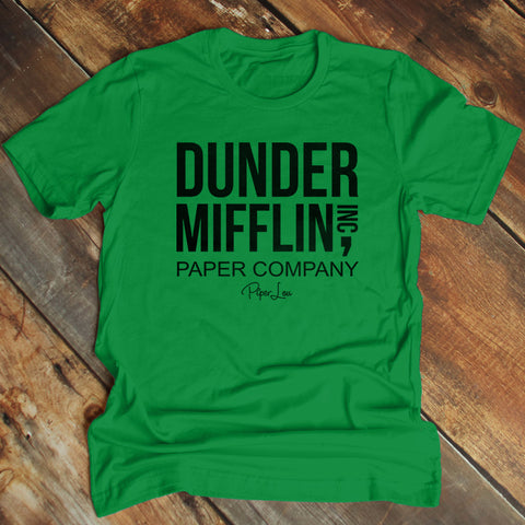 Dunder Mifflin Paper Company Men's Apparel