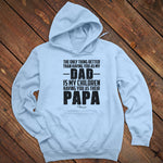 The Only Thing Better Than Having You As My Dad Men's Apparel