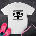 Excuses Burn Calories