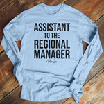 Assistant To The Regional Manager Men's Apparel