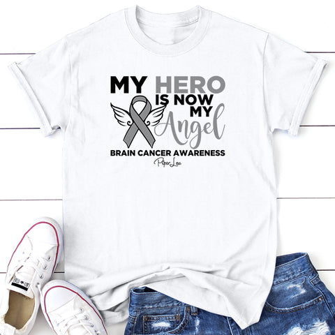 Brain Cancer | My Hero Is Now My Angel