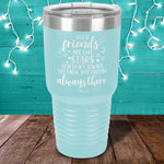 Good Friends Are Like Stars Laser Etched Tumbler