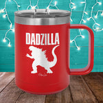 Dadzilla 15oz Coffee Mug Tumbler
