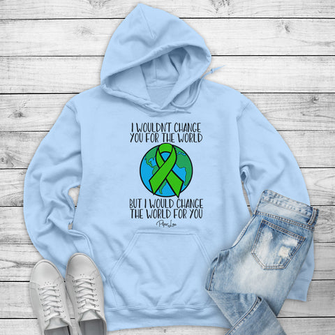 100% Donation - Muscular Dystrophy - Change The World Winter Apparel