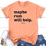 Maybe Rum Will Help