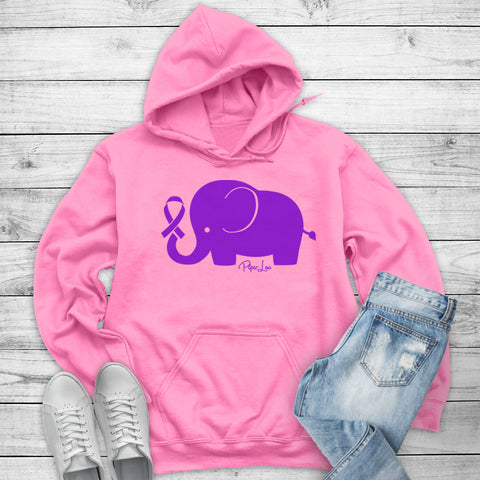 100% Donation - Cystic Fibrosis - Elephant Ribbon Winter Apparel