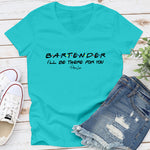 Bartender Relief | Bartender I'll Be There For You