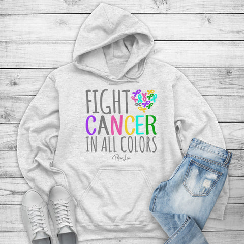 Fight Cancer In All Colors Winter Apparel