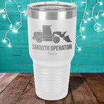 Smooth Operator Laser Etched Tumbler