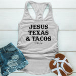 Jesus Texas And Tacos