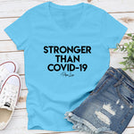 Stronger Than COVID-19