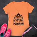 I'm Not A Gym Rat I'm A Gym Princess