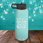 Big Dreams Wild Heart Water Bottle