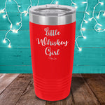 Little Whiskey Girl Laser Etched Tumbler