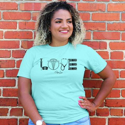 Nurse Love Curvy Apparel