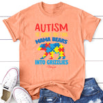 100% Donation - Autism Mama Bears Grizzlies