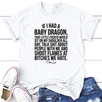 If I Had A Baby Dragon