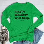 Maybe Whiskey Will Help Winter Apparel