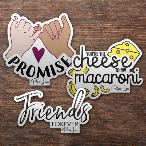 Best Friends Sticker Pack