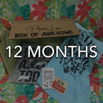 Piper Lou Box of Awesome Monthly Club (12 Month)