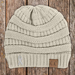 100% Donation - Parkinson's Awareness Knit Beanie